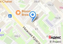 Компания «Паллау - бизнес центр» на карте