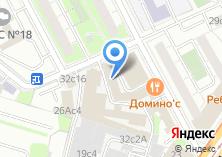 Компания «Md.консультант» на карте