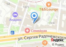 Компания «ДентАБ» на карте