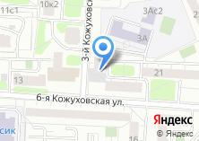 Компания «Ветамода» на карте