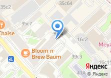 Компания «Burvin» на карте