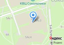 Компания «Шанте клер» на карте