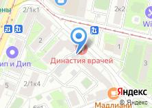 Компания «БИЗНЕС и ПРАВО» на карте