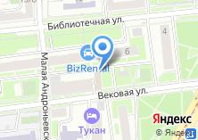 Компания «Столичный институт бизнес-технологий и управления» на карте