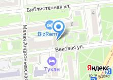 Компания «СИБТУ» на карте