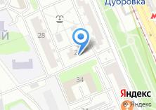 Компания «ОДС Инженерная служба Южнопортового района» на карте