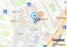 Компания «Модно всё» на карте