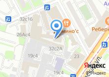 Компания «МаксМастер» на карте