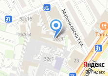 Компания «Минресурсэкспертиза» на карте
