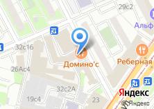 Компания «Рускаргосервис» на карте