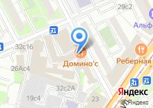 Компания «Marketing Agency» на карте