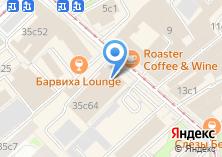 Компания «Контракт Сити» на карте