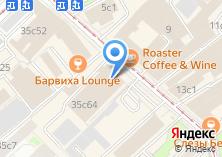 Компания «Goldway» на карте
