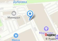 Компания «A1 MOTORS» на карте