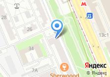Компания «Белая Русь» на карте
