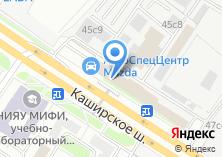 Компания «Рапид Авто» на карте