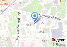 Компания «РЕКЛАМАТЕСТ» на карте