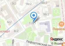 Компания «Аква Сфера» на карте