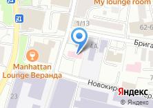 Компания «Санмедэксперт» на карте