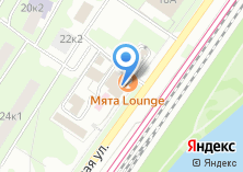 Компания «Перегороди Офис» на карте