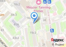 Компания «Антонов Богданов и партнеры» на карте