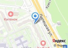 Компания «Зууб.рф» на карте