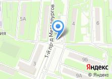 Компания «Криволученский» на карте