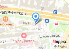 Компания «Святая Татьяна» на карте