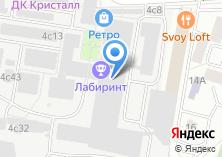Компания «Matodor» на карте