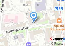 Компания «Специализированный магазин военных товаров» на карте