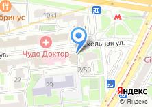 Компания «Экспромт» на карте