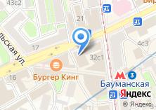 Компания «Московский театр кукол» на карте
