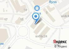 Компания «Сокол Плюс» на карте