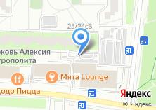 Компания «Широкая» на карте
