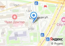 Компания «Мобильный шиномонтаж» на карте
