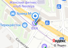 Компания «АЗС ЕКА» на карте