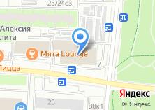 Компания «Дом-1» на карте