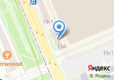Компания «Medcart-shop.ru» на карте