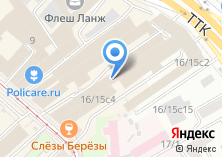 Компания «Экспотехвзрыв» на карте