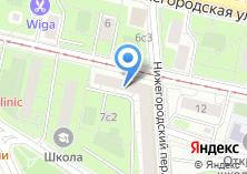 Компания «ГенСтрой» на карте
