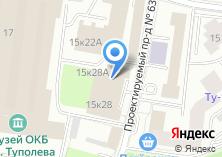 Компания «Гипермаркет товаров для выписки из роддома» на карте