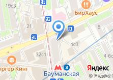 Компания «БРУНО» на карте
