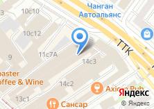 Компания «Expoclub.ru» на карте