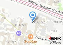 Компания «МИДАСОТ» на карте