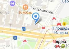 Компания «Justair.ru» на карте