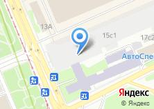 Компания «КБ Банк Торгового Финансирования» на карте