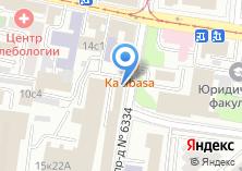Компания «MediaSync» на карте