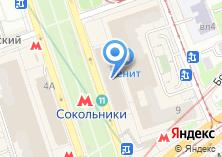 Компания «Соккершоп» на карте
