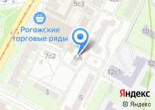 Компания «Центр копировальной техники» на карте