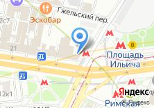 Компания «Сервис замков» на карте